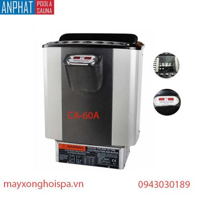 máy xông hơi khô dùng cho gia đình tốt nhất